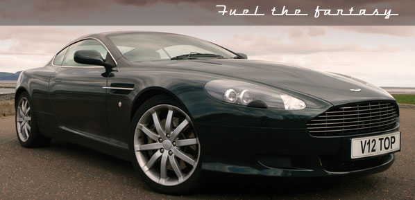 Aston Martin Hire Scotland