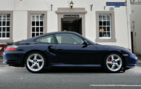 Porsche 911 Turbo Hire Scotland